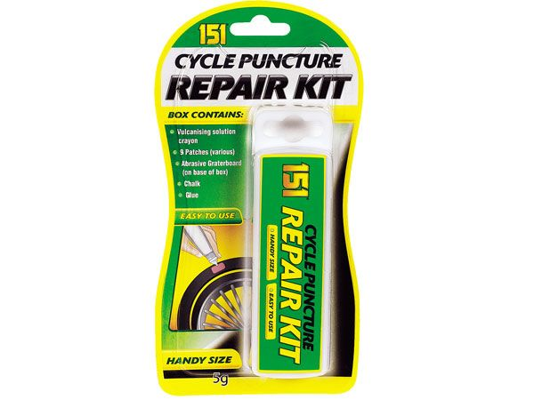 Cycle Puncture Repair Kit, by 151 Products