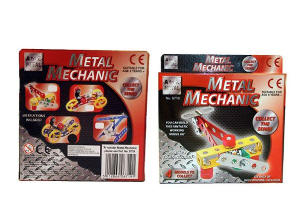 A To Z Metal Mechanic, Assorted Picked At Random