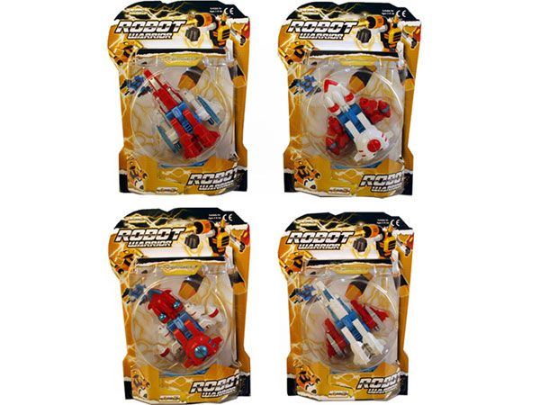 A To Z - X-Force Heroes Robot Warrior Changer, Assorted, Picked At Random