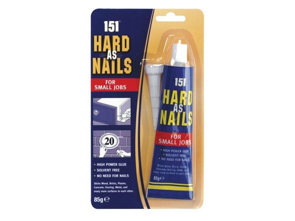 Hard As Nails Glue - For Small Jobs, by 151 Products