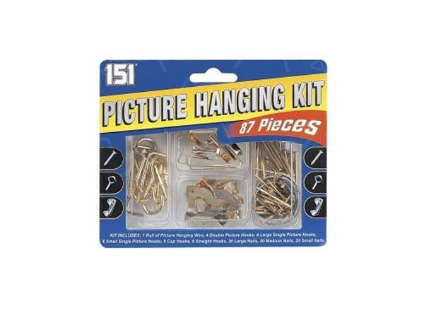 Picture Hanging Kit, by 151 Products