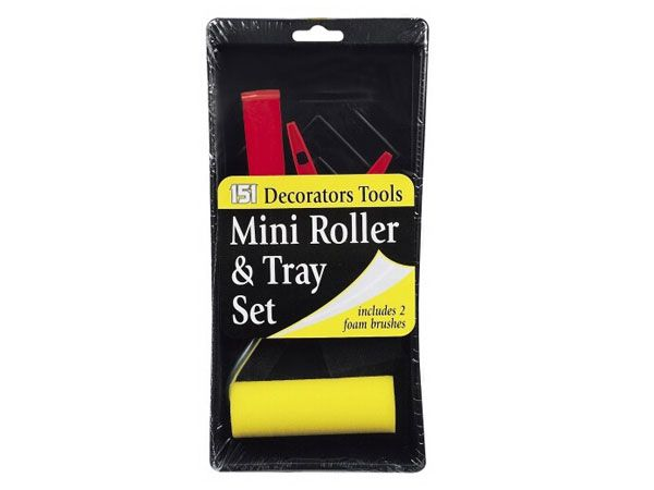 Mini Roller & Tray Set, by 151 Products