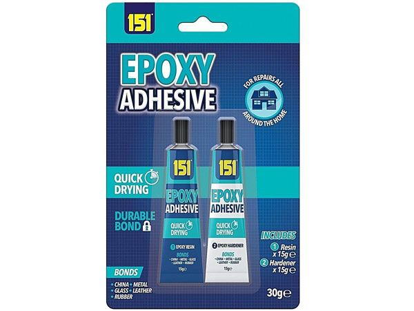 30g Quick Drying Epoxy Adhesive Glue, by 151 Products