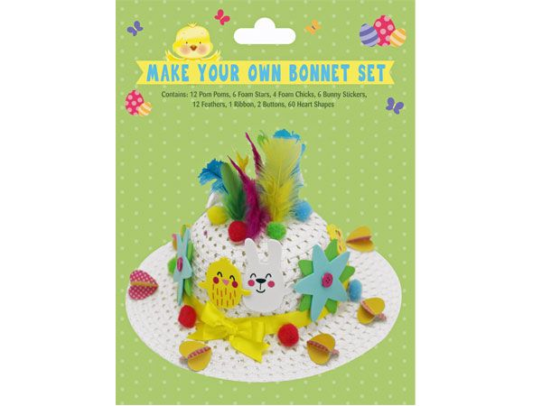 Make Your Own Easter Bonnet Set