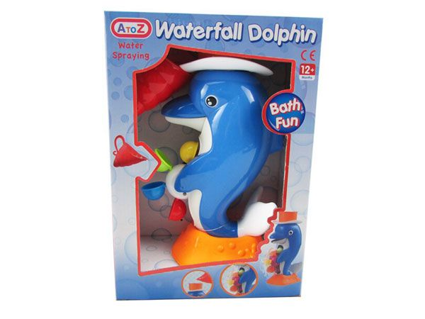 A To Z Waterfall Dolphin