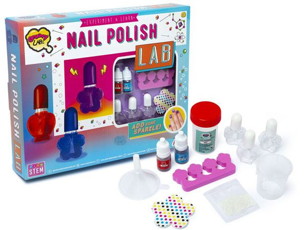 Fab Labz Make Your Own Nail Polish