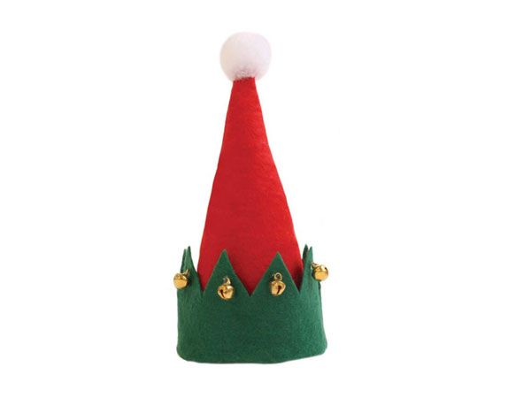 Wonderland Small Dog Elf Hat
