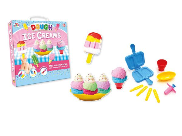 Kids Create Modelling Cupcakes Dough Set