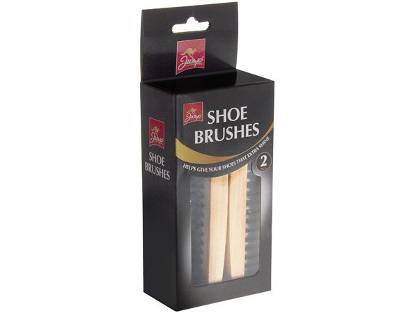 Jump 2pk Shoe Brushes, by 151 Products
