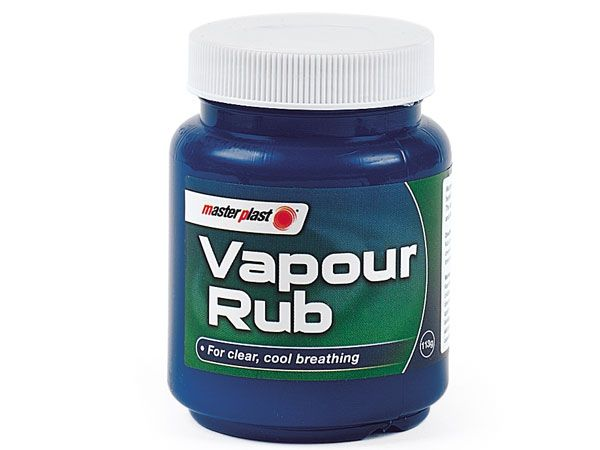 Masterplast 100g Vapour Rub, by 151 Products