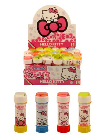 36x Hello Kitty Game Top Bubbles
