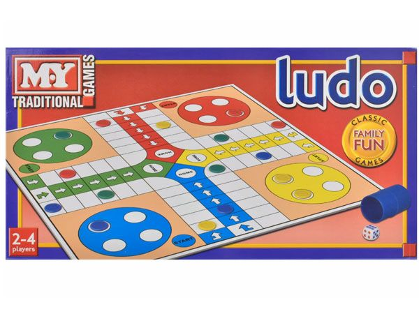 M.Y Ludo Board Game (myg)