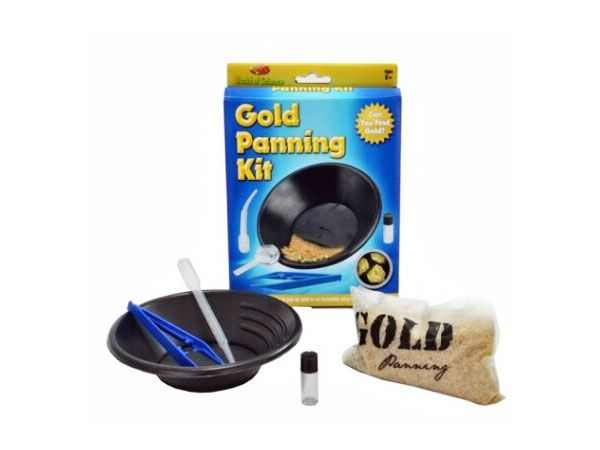World Of Science - Gold Panning Kit