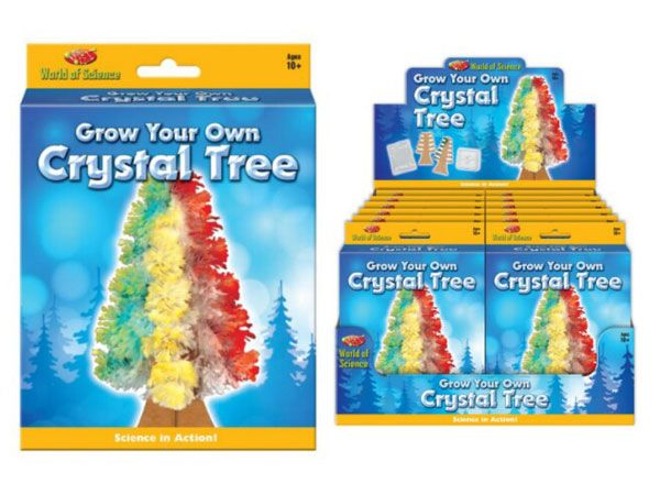 World Of Science - Grow Your Own Crystal Tree