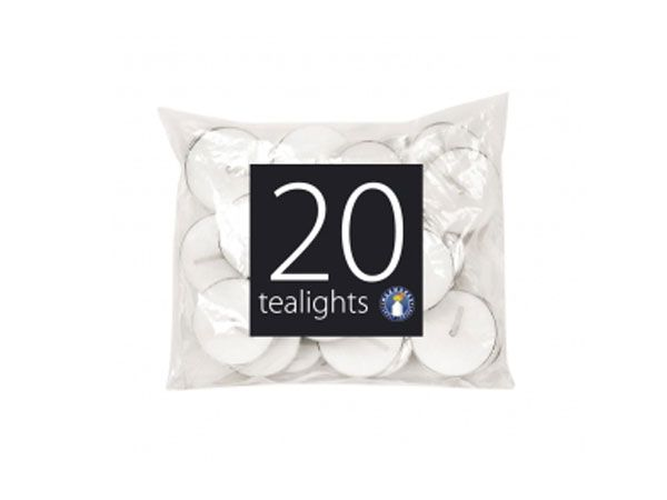 Wax Works 20pk Tealight Candles, by 151 Products