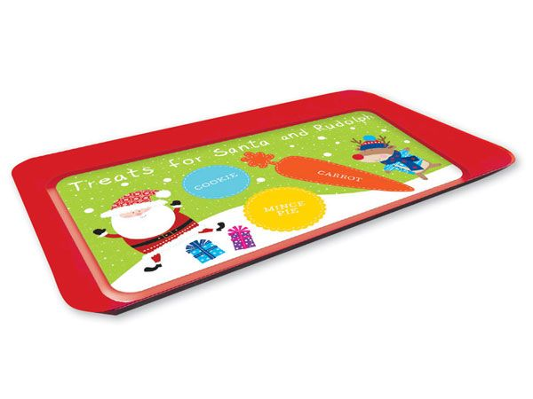 Childrens Party Melamine Small Treat Tray