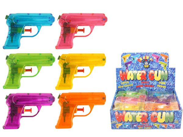 60x Drenchers 11cm Water Guns