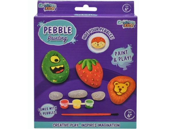 Kreative Kids Pebble Painting Kit